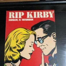 Cómics: RIP KIRBY T2: MANGLER, EL TRITURADOR. Lote 254031385