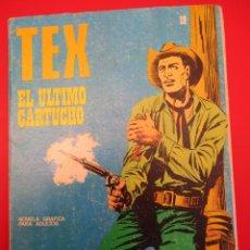 Cómics: TEX (1970, BURU LAN) 19 · 1971 · EL ÚLTIMO CARTUCHO. Lote 254074100