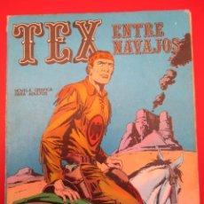 Cómics: TEX (1970, BURU LAN) 12 · 1971 · ENTRE NAVAJOS. Lote 254075265