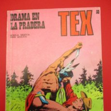 Cómics: TEX (1970, BURU LAN) 50 · 1971 · DRAMA EN LA PRADERA. Lote 254090970