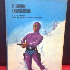 Fumetti: EL HOMBRE ENMASCARADO, BURU LAN EDICIONES, NUMERO 0. Lote 254420825