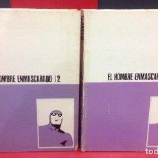 Fumetti: EL HOMBRE ENMASCARADO, BURU LAN EDICIONES, NUMEROS 2 Y 3. Lote 254421195