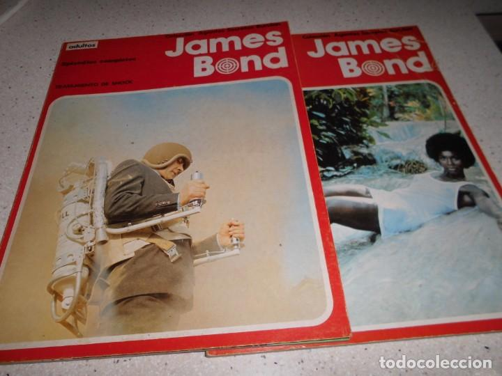 Cómics: James Bond - 1 al 5 retapados , completa -burulan - Foto 2 - 254699450