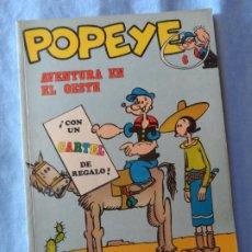 Cómics: POPEYE Nº 6 BURULAN 1972 BURU LAN. Lote 254737845