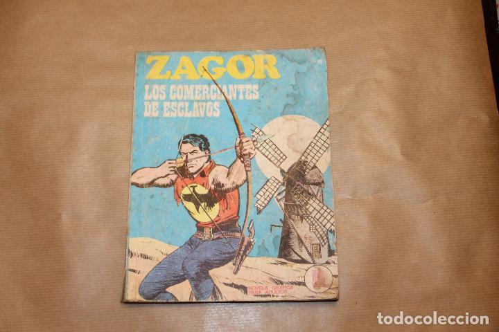 ZAGOR Nº 19, EDITORIAL BURU-LAN (Tebeos y Comics - Buru-Lan - Zagor)