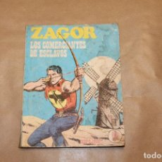 Cómics: ZAGOR Nº 19, EDITORIAL BURU-LAN. Lote 254767305