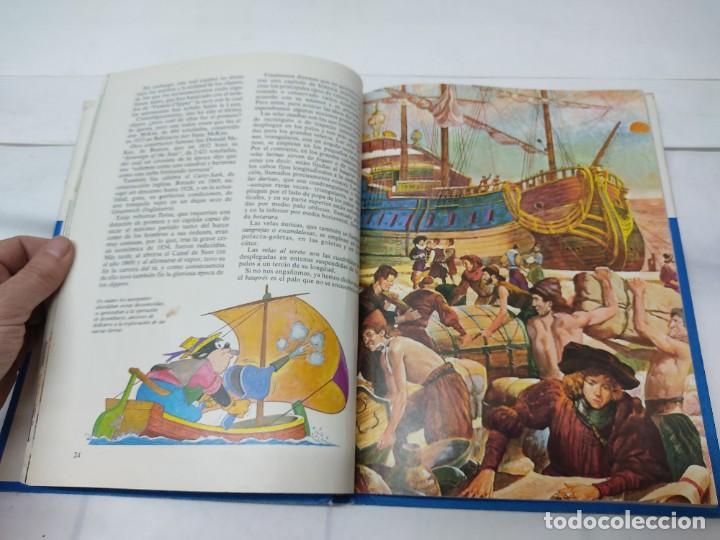 Cómics: ENCICLOPEDIA DISNEY ¡NOS VAMOS, AMIGOS! EL TRANSPORTE (1972) EDITORIAL BURU LAN. - Foto 8 - 255929050