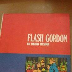 Cómics: FLASH GORDON. LA REINA DESIRA TOMO II HEROES DEL COMIC. Lote 255952975