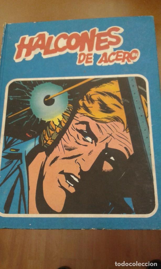 HALCONES DE ACERO. TOMO I HEROES DEL COMIC. BURU LAN (Tebeos y Comics - Buru-Lan - Otros)