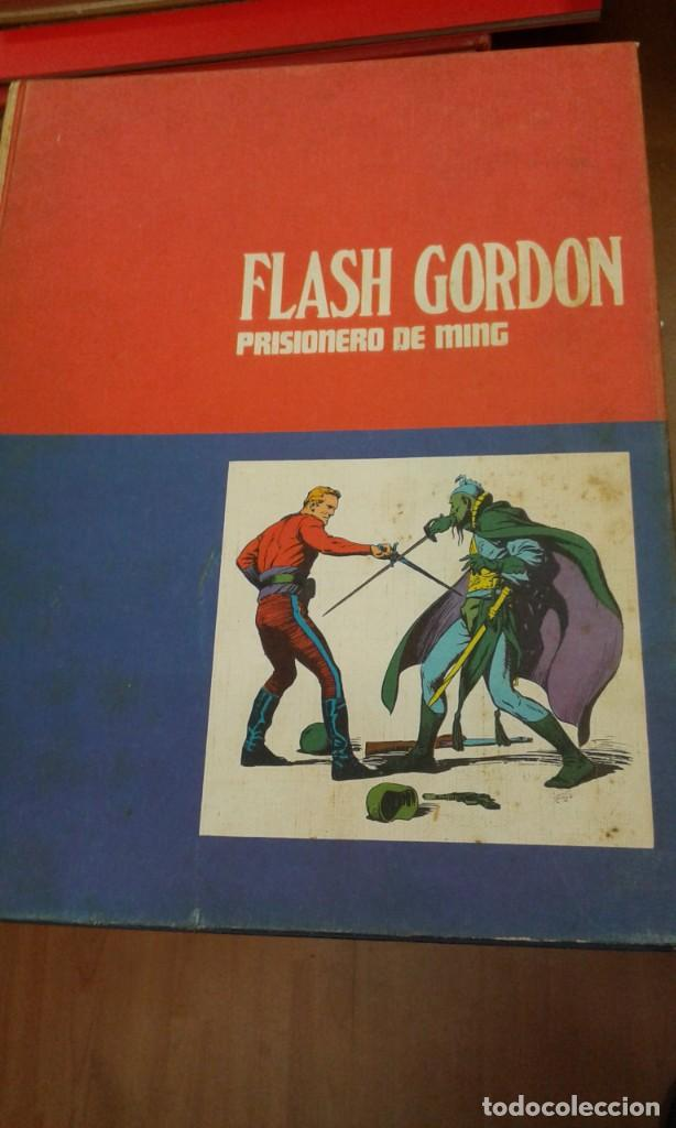 FLASH GORDON TOMO I PRISIONEROS DE MING BURU LAN (Tebeos y Comics - Buru-Lan - Flash Gordon)