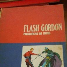 Cómics: FLASH GORDON TOMO I PRISIONEROS DE MING BURU LAN. Lote 255962235