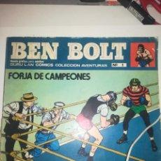 Cómics: BEN BOLT #1. Lote 255979870