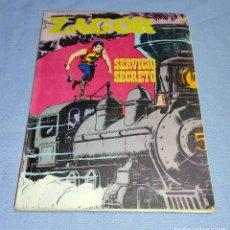 Comics: ZAGOR SERVICIO SECRETO Nº 66 BURU LAN BURULAN EDICIONES COMPLETO EN MUY BUEN ESTADO. Lote 256031505