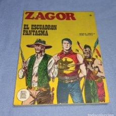 Cómics: ZAGOR EL ESCUADRON FANTASMA Nº 20 BURU LAN BURULAN EDICIONES COMPLETO EN MUY BUEN ESTADO. Lote 256035820