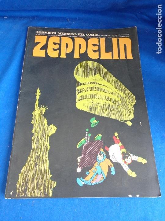 Cómics: ZEPPELIN COMPLETA BURU-LAN EDICIONES, VER FOTOS! SM - Foto 11 - 256076370