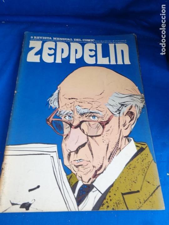 Cómics: ZEPPELIN COMPLETA BURU-LAN EDICIONES, VER FOTOS! SM - Foto 13 - 256076370