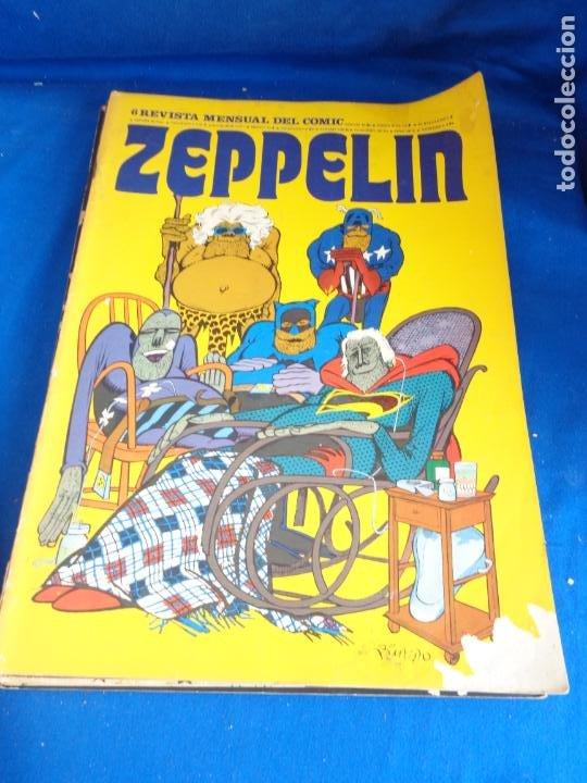 Cómics: ZEPPELIN COMPLETA BURU-LAN EDICIONES, VER FOTOS! SM - Foto 23 - 256076370