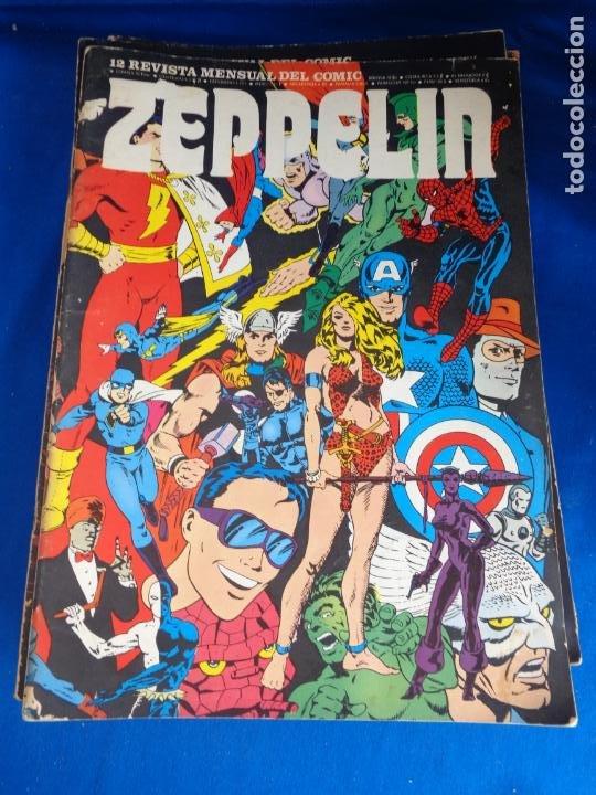 Cómics: ZEPPELIN COMPLETA BURU-LAN EDICIONES, VER FOTOS! SM - Foto 37 - 256076370