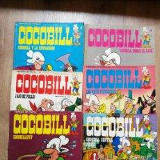 Comics: COCOBILL 8 NUMEROS. Lote 257464055