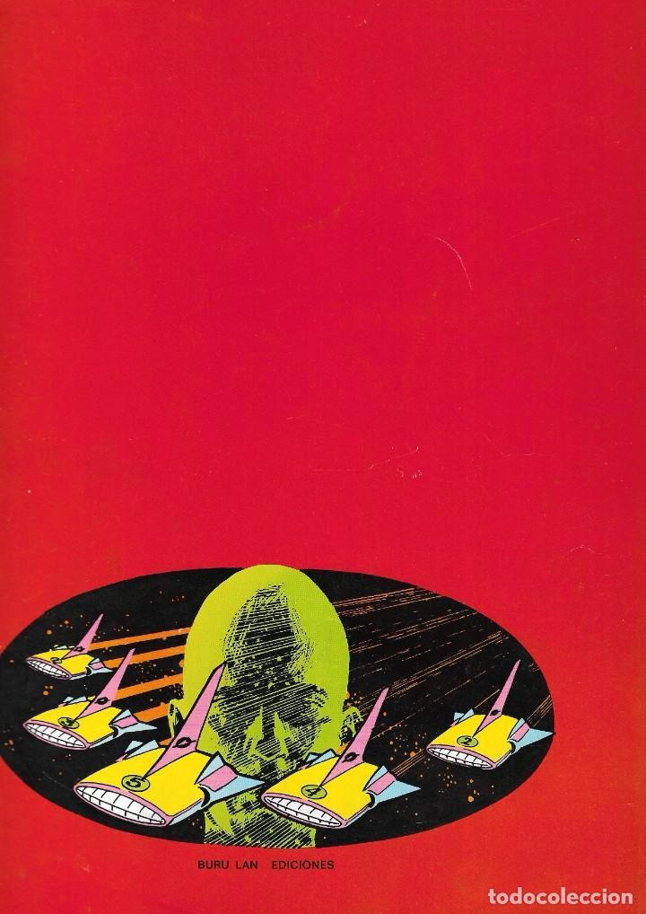 Cómics: 5 POR INFINITO - LA DIOSA DE LAS PROFUNDIDADES - ESTEBAN MAROTO - BURU LAN ED., 1974. - Foto 4 - 92739785