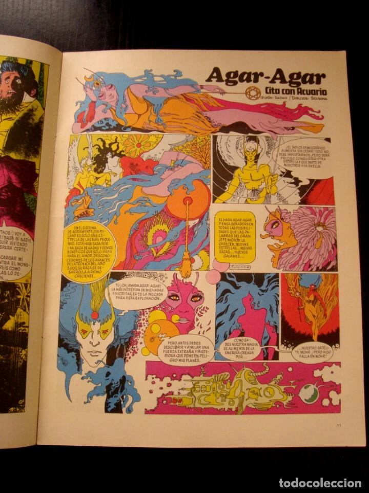 Cómics: DRÁCULA Nº 1 BURU LAN DE 1971 - Foto 5 - 257934930