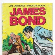 Cómics: JAMES BOND Nº 2 - EL HOMBRE DE LAS PISTOLAS DE ORO (1988). Lote 16256567