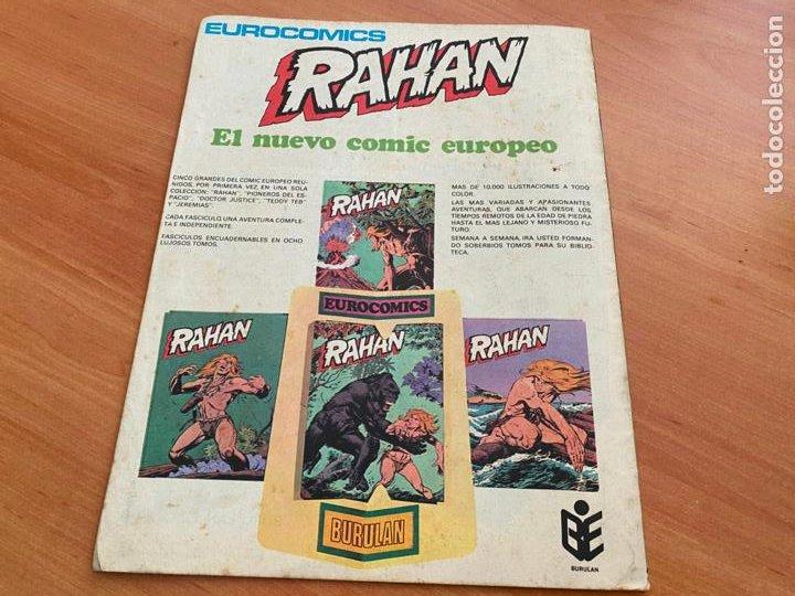Cómics: RAHAN Nº 2 BURULAN TRAMPA PARA PECES (COIB117) - Foto 2 - 258979415