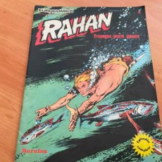 Cómics: RAHAN Nº 2 BURULAN TRAMPA PARA PECES (COIB117). Lote 258979415