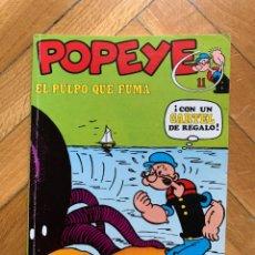 Cómics: POPEYE Nº 11 - MUY BUEN ESTADO. Lote 259260645