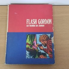 Fumetti: TOMO 5 FLASH GORDON LA TIERRA DE ZORAN BURU LAN 1972 HEROES DEL COMIC COMICS TEBEO. Lote 259261580