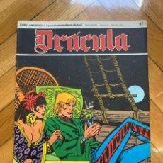 Fumetti: DRÁCULA Nº 47. Lote 259849410