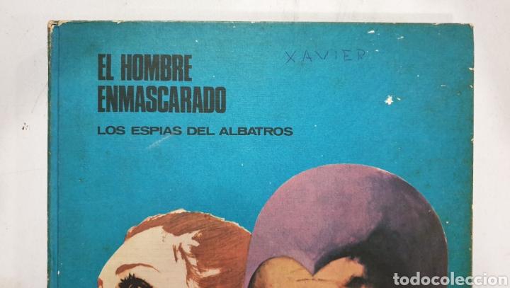Cómics: EL HOMBRE ENMASCARADO TOMO 2. LOS ESPÍAS DEL ALBATROS. BURU LAN - Foto 5 - 259968525