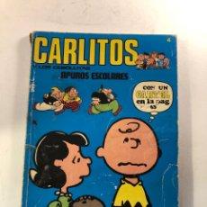 Cómics: CARLITOS Y LOS CEBOLLITAS. Lote 260030265