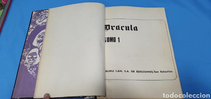 Cómics: DRÁCULA TOMO 3 (+ TOMO I DE REGALO ) - 5 POR INFINITO - ESTEBAN MAROTO - BURULAN EDICIONES - Foto 12 - 260819100