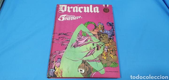 DRÁCULA TOMO 3 (+ TOMO I DE REGALO ) - 5 POR INFINITO - ESTEBAN MAROTO - BURULAN EDICIONES (Tebeos y Comics - Buru-Lan - Drácula)