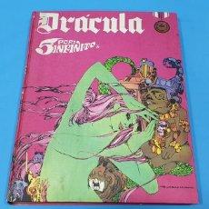 Cómics: DRÁCULA TOMO 3 (+ TOMO I DE REGALO ) - 5 POR INFINITO - ESTEBAN MAROTO - BURULAN EDICIONES. Lote 260819100