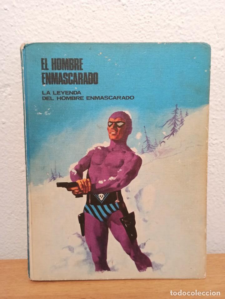 EL HOMBRE ENMASCARADO LA LEYENDA DEL HOMBRE ENMASCARADO (Tebeos y Comics - Buru-Lan - Hombre Enmascarado)