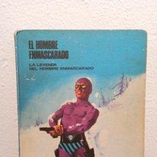 Cómics: EL HOMBRE ENMASCARADO LA LEYENDA DEL HOMBRE ENMASCARADO. Lote 260846755
