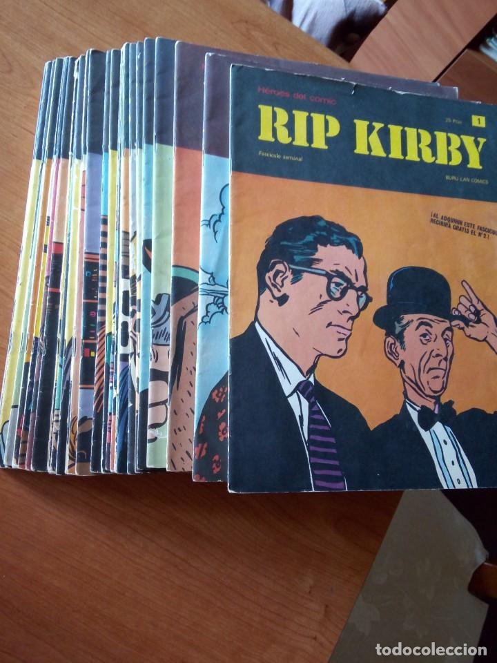 Cómics: RIP KIRBY BURULAN / HEROES DEL COMIC / RIP KIRBY - Foto 3 - 261172530