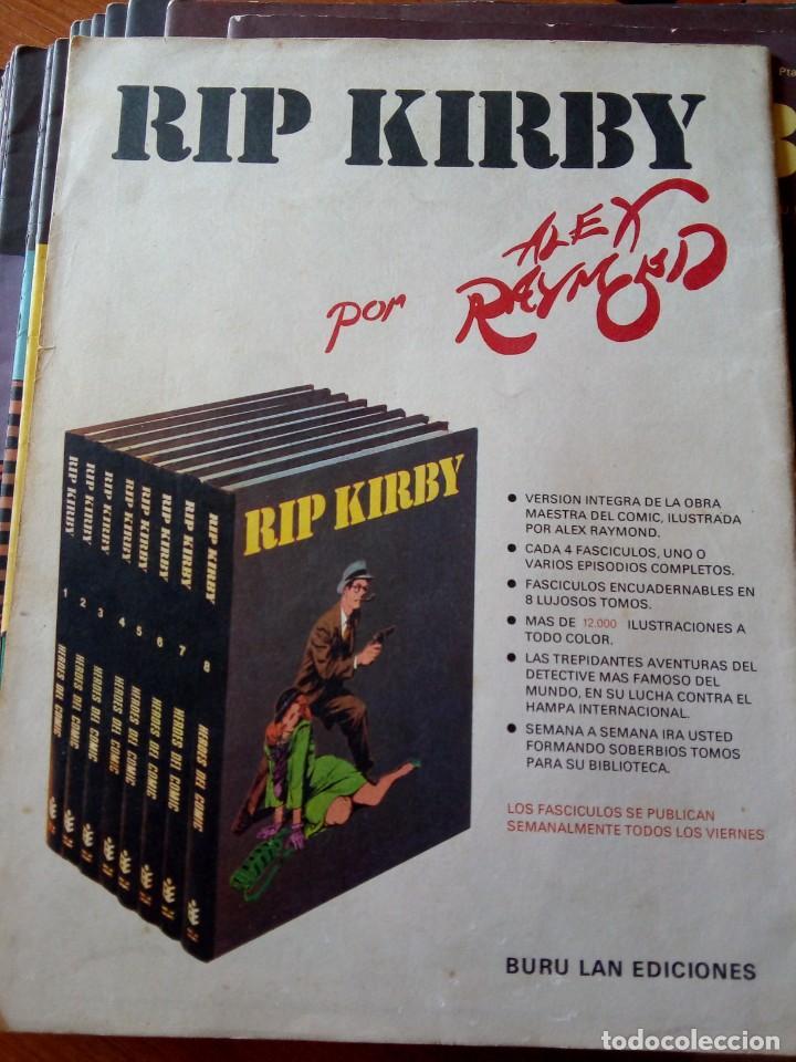 Cómics: RIP KIRBY BURULAN / HEROES DEL COMIC / RIP KIRBY - Foto 4 - 261172530