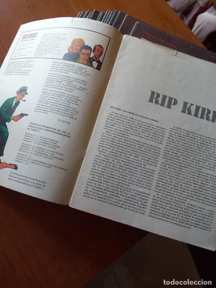 Cómics: RIP KIRBY BURULAN / HEROES DEL COMIC / RIP KIRBY - Foto 5 - 261172530
