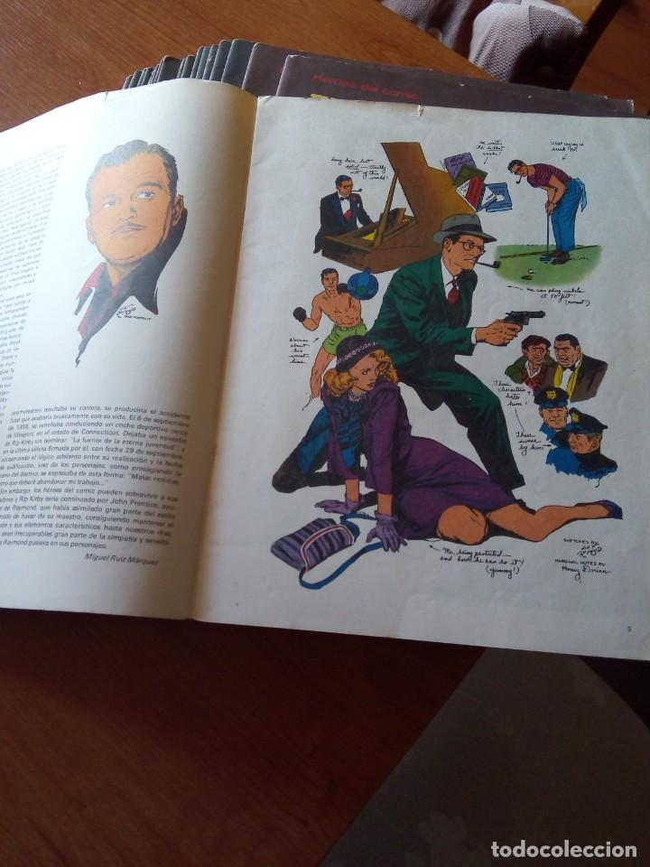 Cómics: RIP KIRBY BURULAN / HEROES DEL COMIC / RIP KIRBY - Foto 6 - 261172530