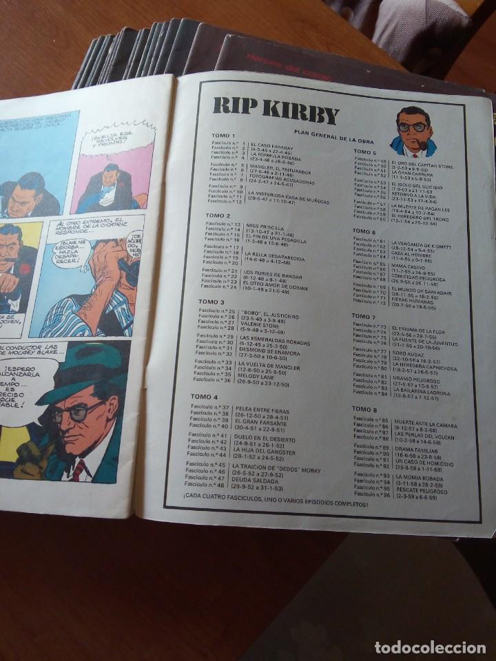 Cómics: RIP KIRBY BURULAN / HEROES DEL COMIC / RIP KIRBY - Foto 8 - 261172530