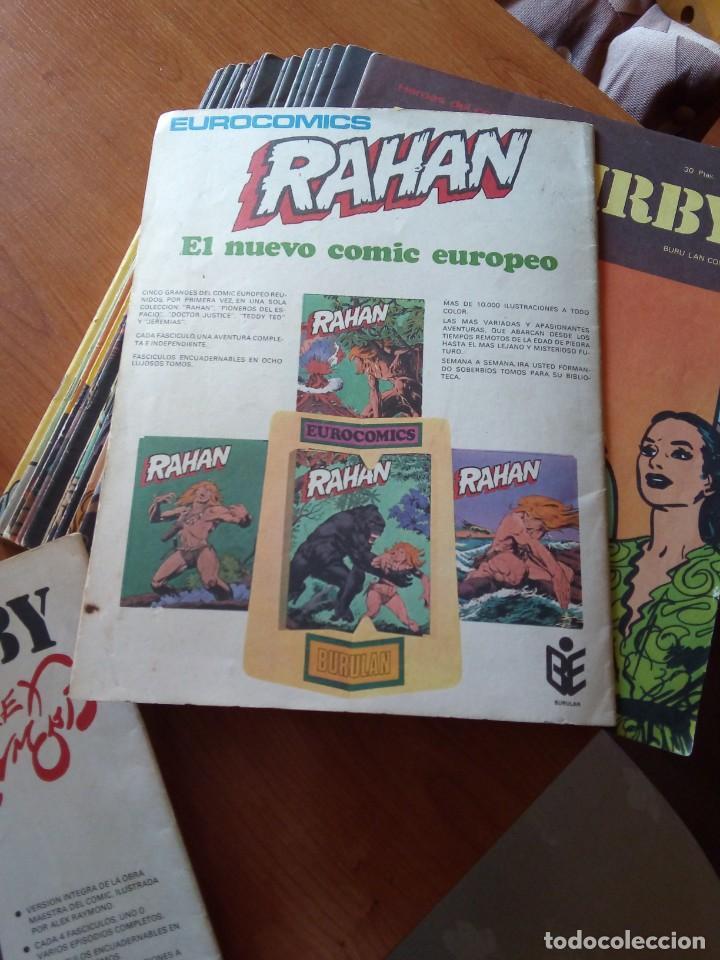 Cómics: RIP KIRBY BURULAN / HEROES DEL COMIC / RIP KIRBY - Foto 11 - 261172530