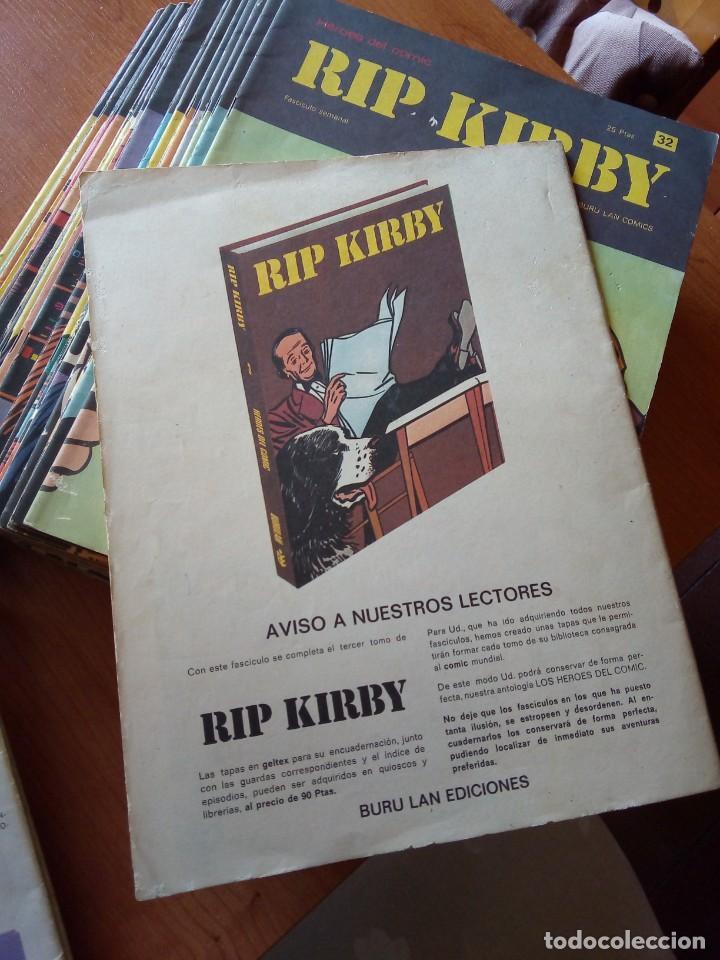 Cómics: RIP KIRBY BURULAN / HEROES DEL COMIC / RIP KIRBY - Foto 12 - 261172530