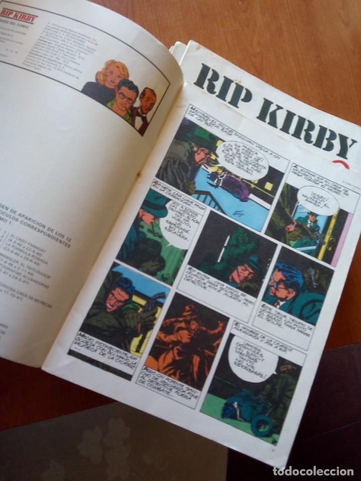 Cómics: RIP KIRBY BURULAN / HEROES DEL COMIC / RIP KIRBY - Foto 13 - 261172530