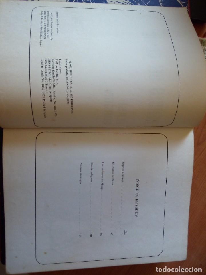 Cómics: FLASH GORDON - TOMO 7 -GUERRA EN MONGO. BURU LAN - Foto 4 - 261346965