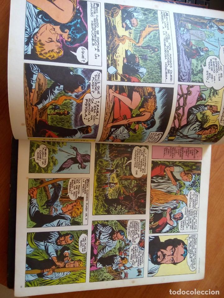 Cómics: FLASH GORDON - TOMO 7 -GUERRA EN MONGO. BURU LAN - Foto 6 - 261346965
