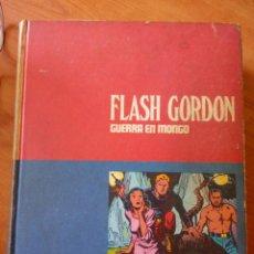 Cómics: FLASH GORDON - TOMO 7 -GUERRA EN MONGO. BURU LAN. Lote 261346965