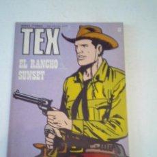 Cómics: TEX -EL LADRON DE LA SIERRA - NUMERO 88 - EDICIONES BURU LAN - MUY BUEN ESTADO - NUEVO - GORBAUD. Lote 261919850